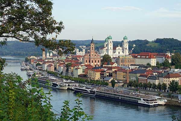 Region Bayerischer Wald - Passau